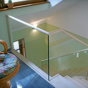 Treppe in Bergfelde