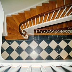 Treppe in Berlin-Dahlem