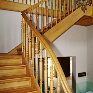 Treppe in Blankenfelde