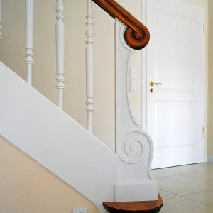 Treppe in Geltow