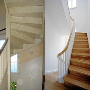 Treppenanlage in Jühnsdorf