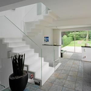 Wohnhaustreppe in Klein Machnow
