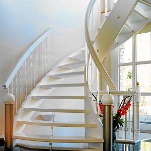 Wohnhaustreppe in Neuenhagen bei Berlin
